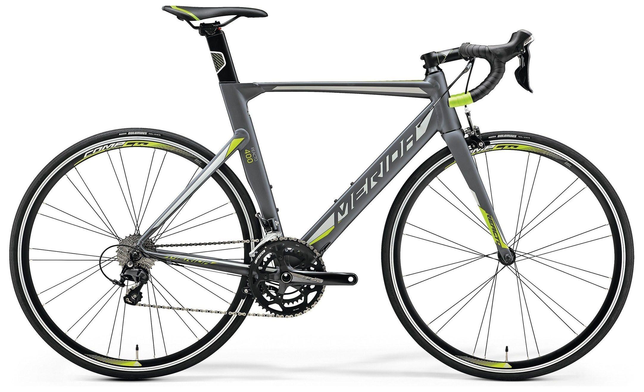 Велосипед Merida Reacto 400 2018