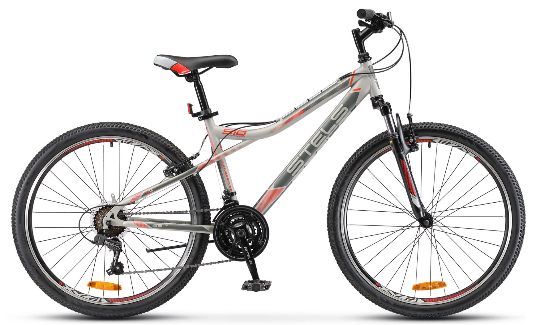 Велосипед Stels Navigator-510 V 26 V030 2018 stels miss 6100 v 26 2016