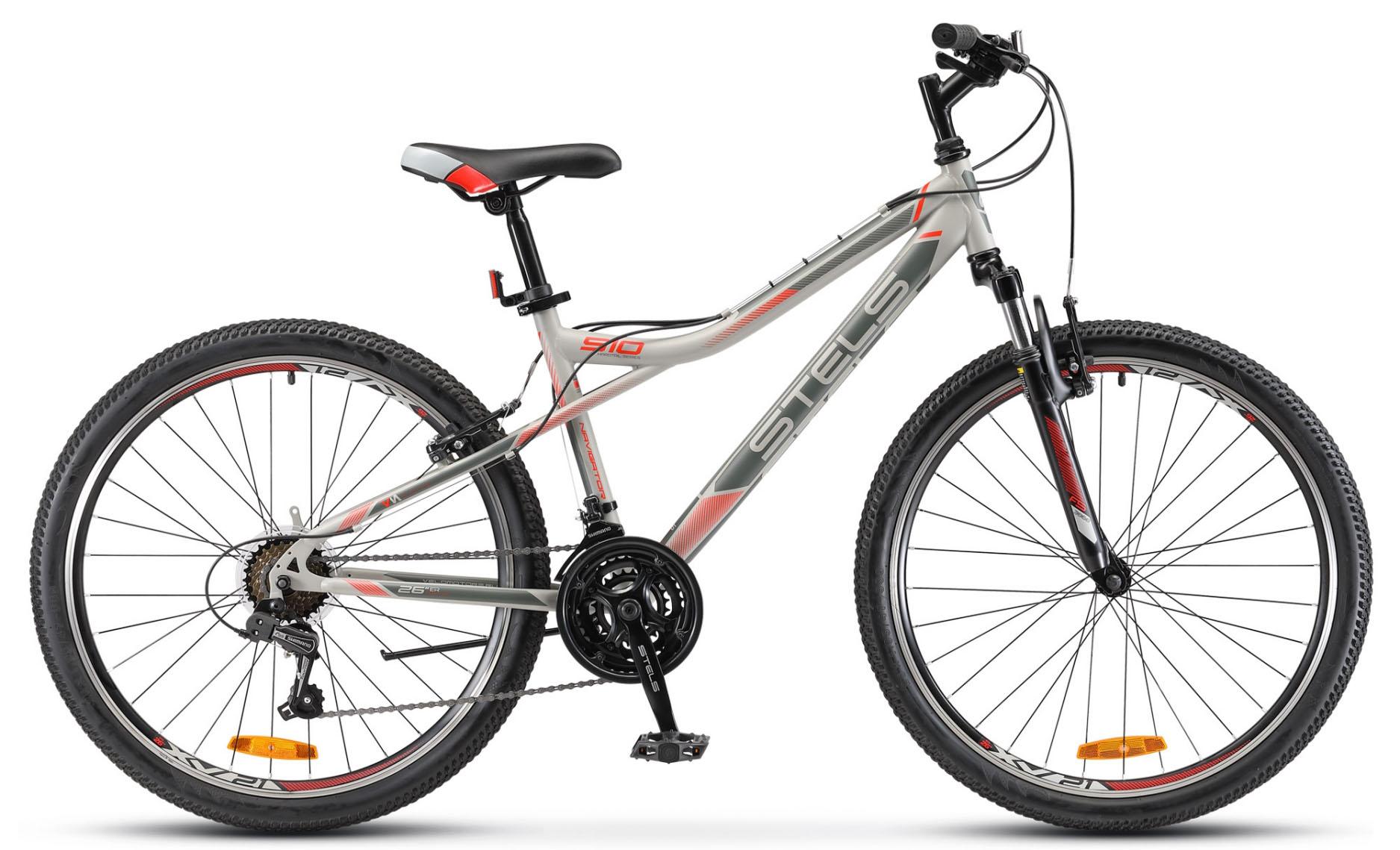 Велосипед Stels Navigator-510 V 26 V030 2018 велосипед stels navigator 670 md 2015