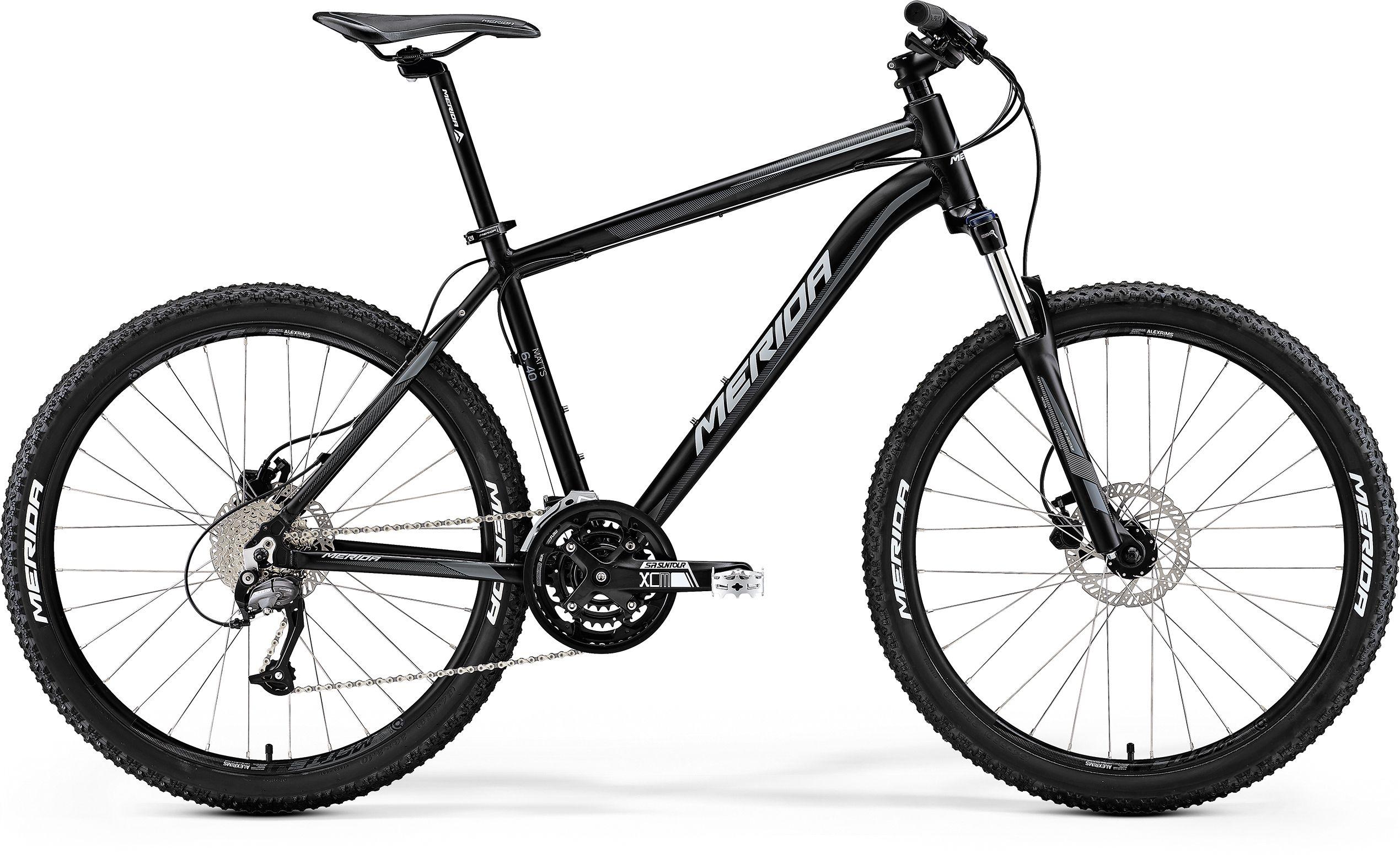 Велосипед Merida Matts 6. 40-D 2017