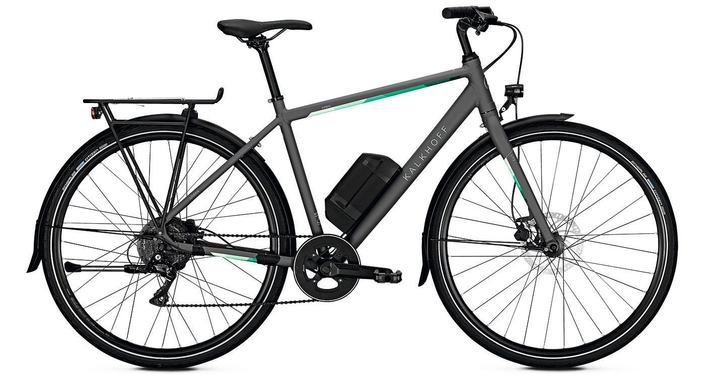 Велосипед Kalkhoff Durban Move G8 2018