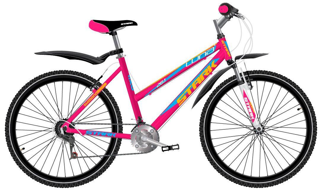 Велосипед Stark Luna 26.1 V 2017