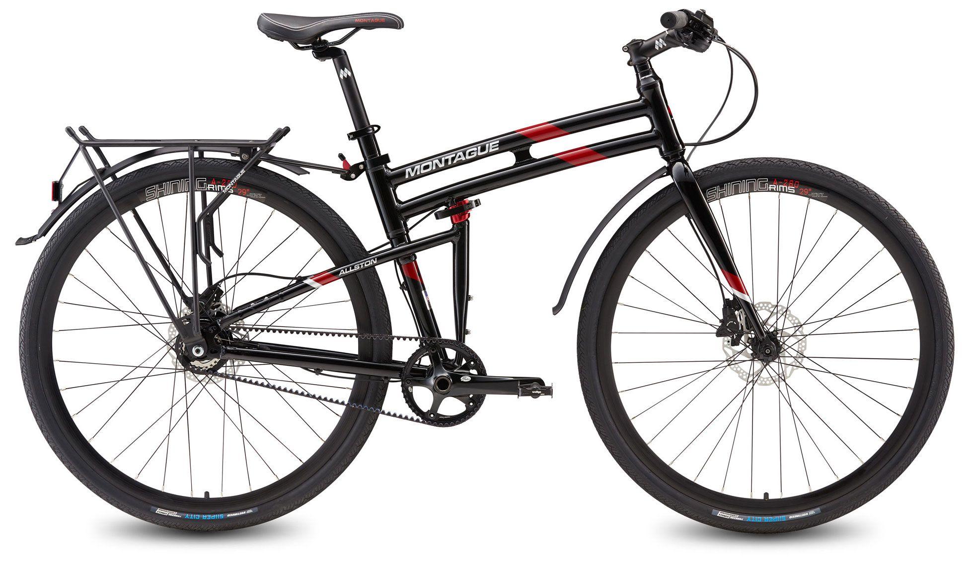 Велосипед Montague Allston 2017,  Складные  - артикул:284227