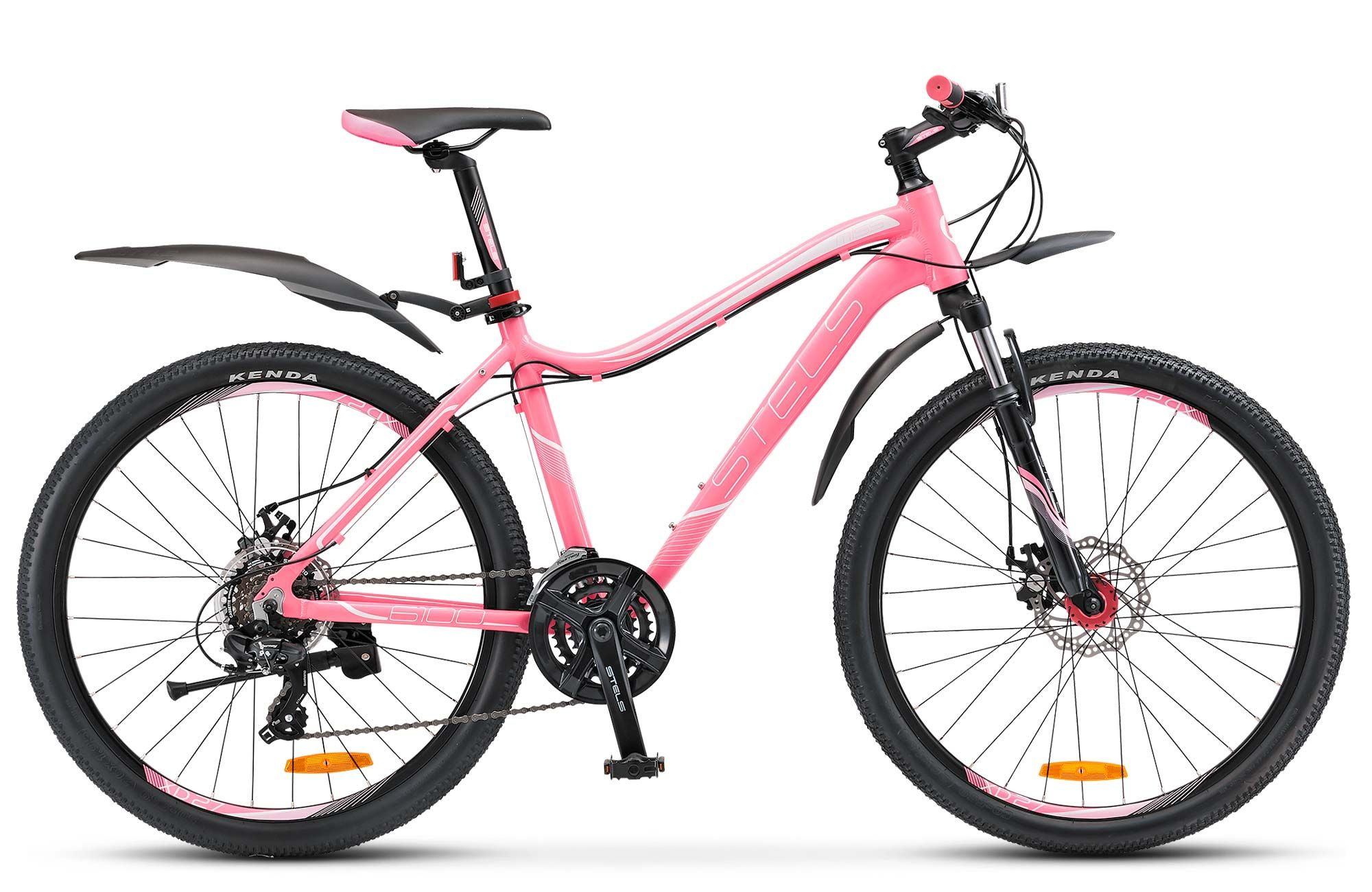 Велосипед Stels Miss 6100 MD 26 (V020) 2018 велосипед stels miss 6100 2013