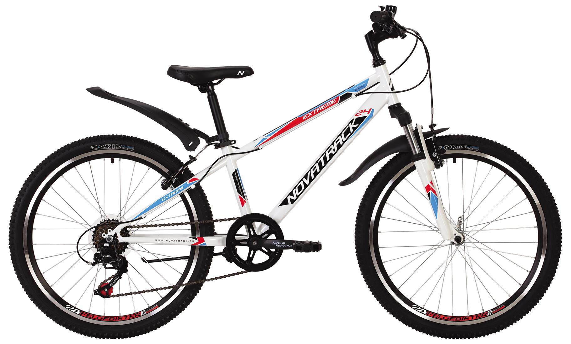 где купить Велосипед Novatrack Extreme 24 V 2019 дешево