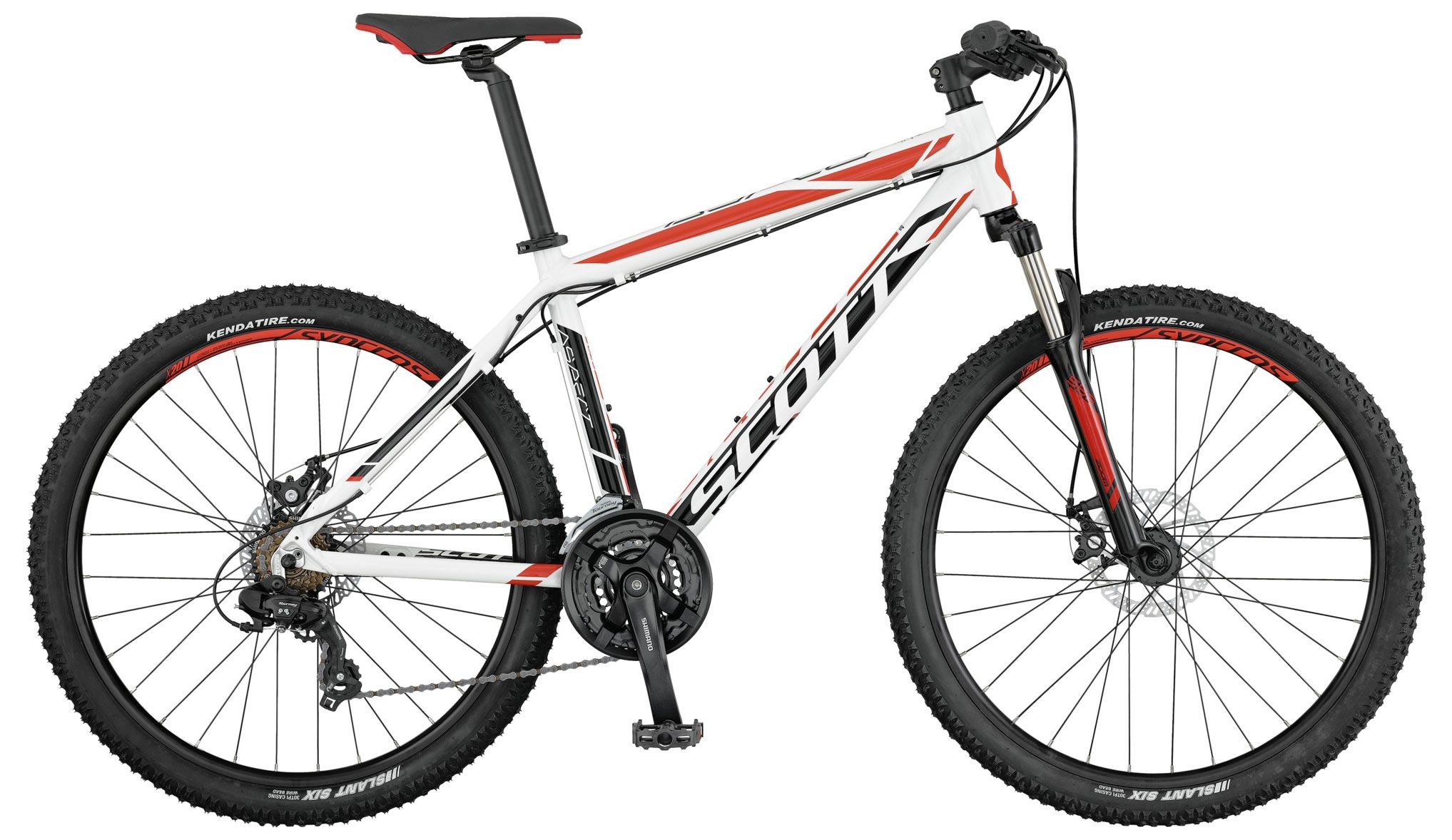 Велосипед Scott Aspect 670 2017