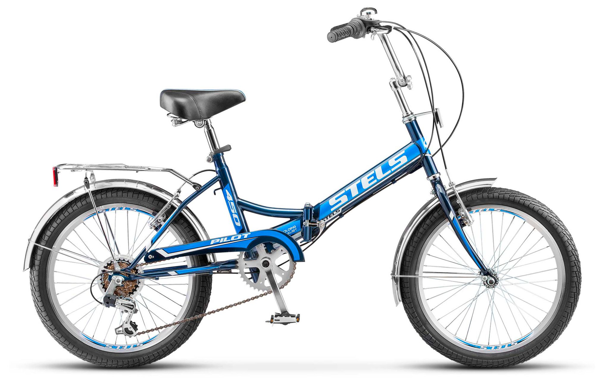 Велосипед Stels Pilot-450 20 (Z011) 2017