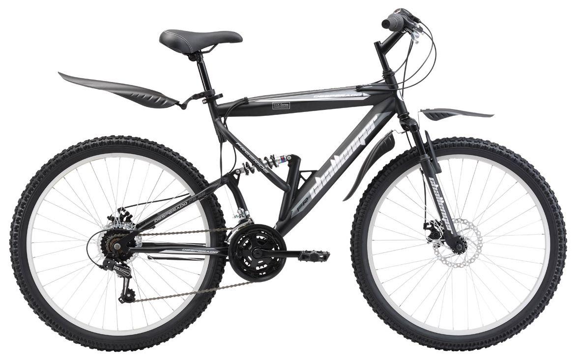 Велосипед Challanger Desperado Lux FS 26 D 2017