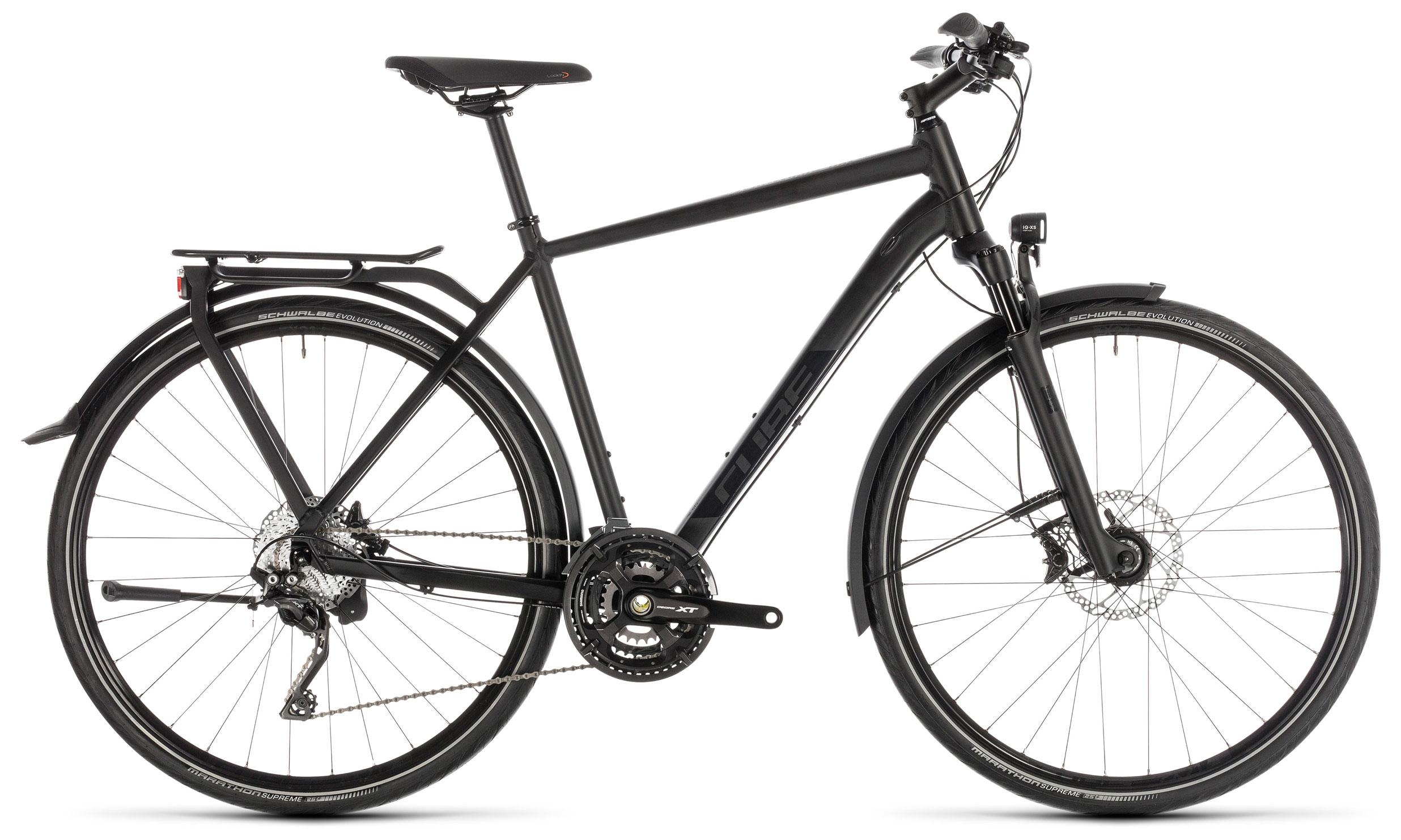 Велосипед Cube Kathmandu SL 2019 цена 2017
