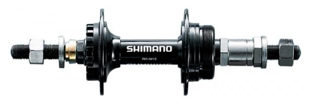 Запчасть Shimano Tourney IM10, 36 отв (ARHIM107ACAL) втулка задняя shimano tourney im10 36 отверстий под роллерный тормоз 7 ск arhim107acal
