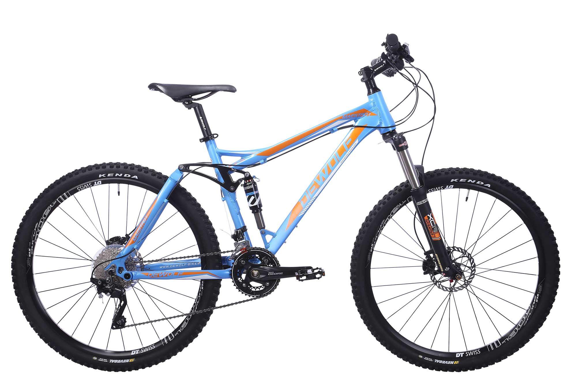 Велосипед Dewolf Maestro 1 2016 велосипеды