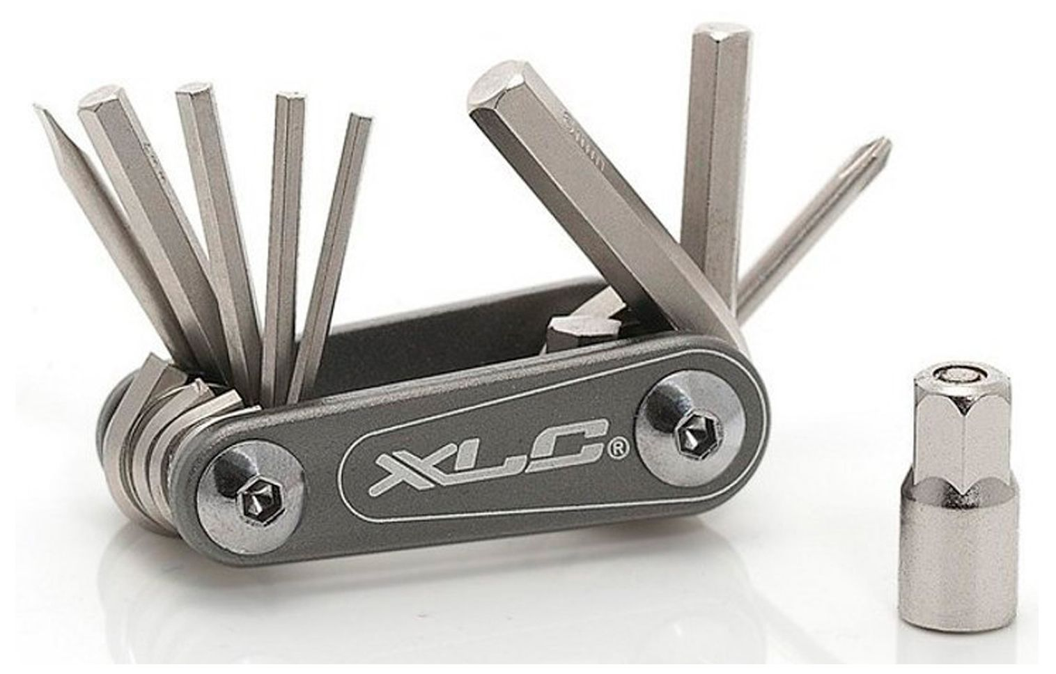 XLC TO-M08 Multitool Nano nine parts, SB-Plus