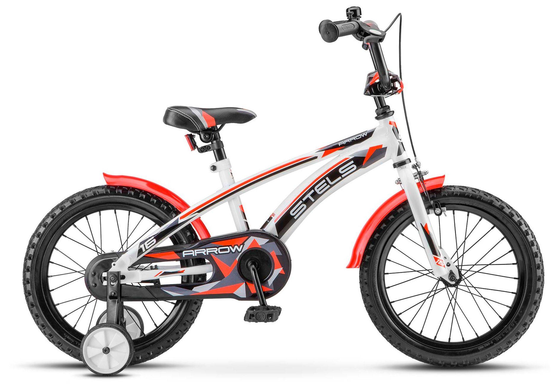 Велосипед Stels Arrow 16 (V020) 2018,  Детские  - артикул:293419