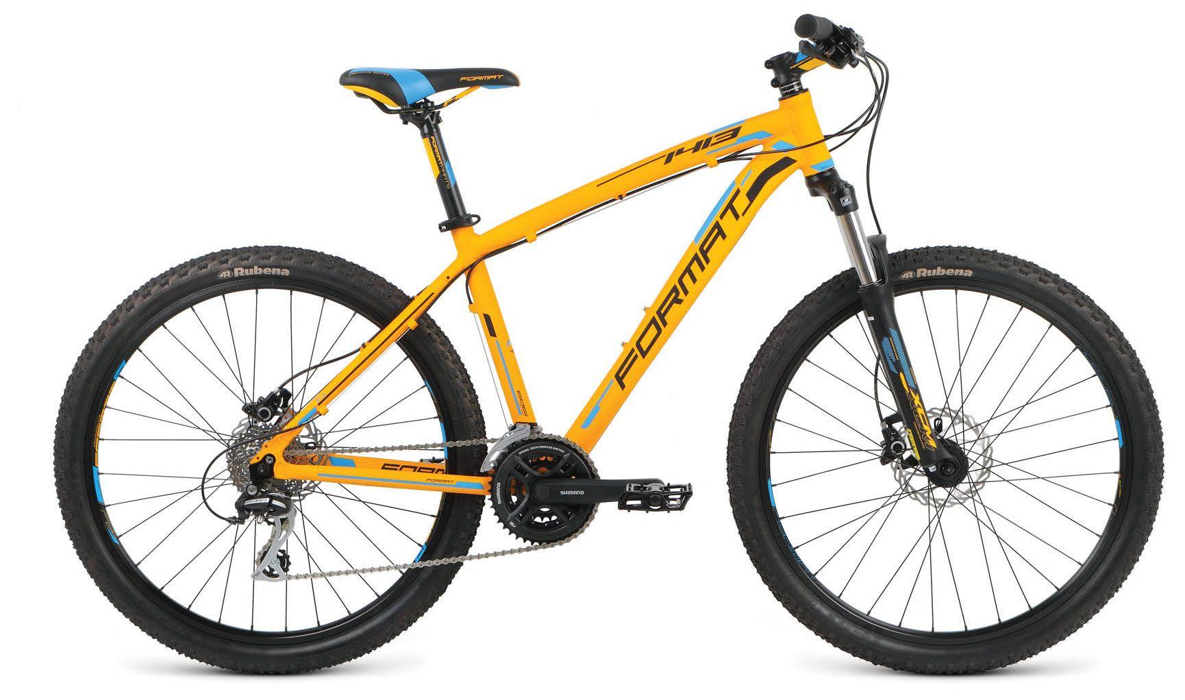 купить Велосипед Format 1413 26 2016 дешево