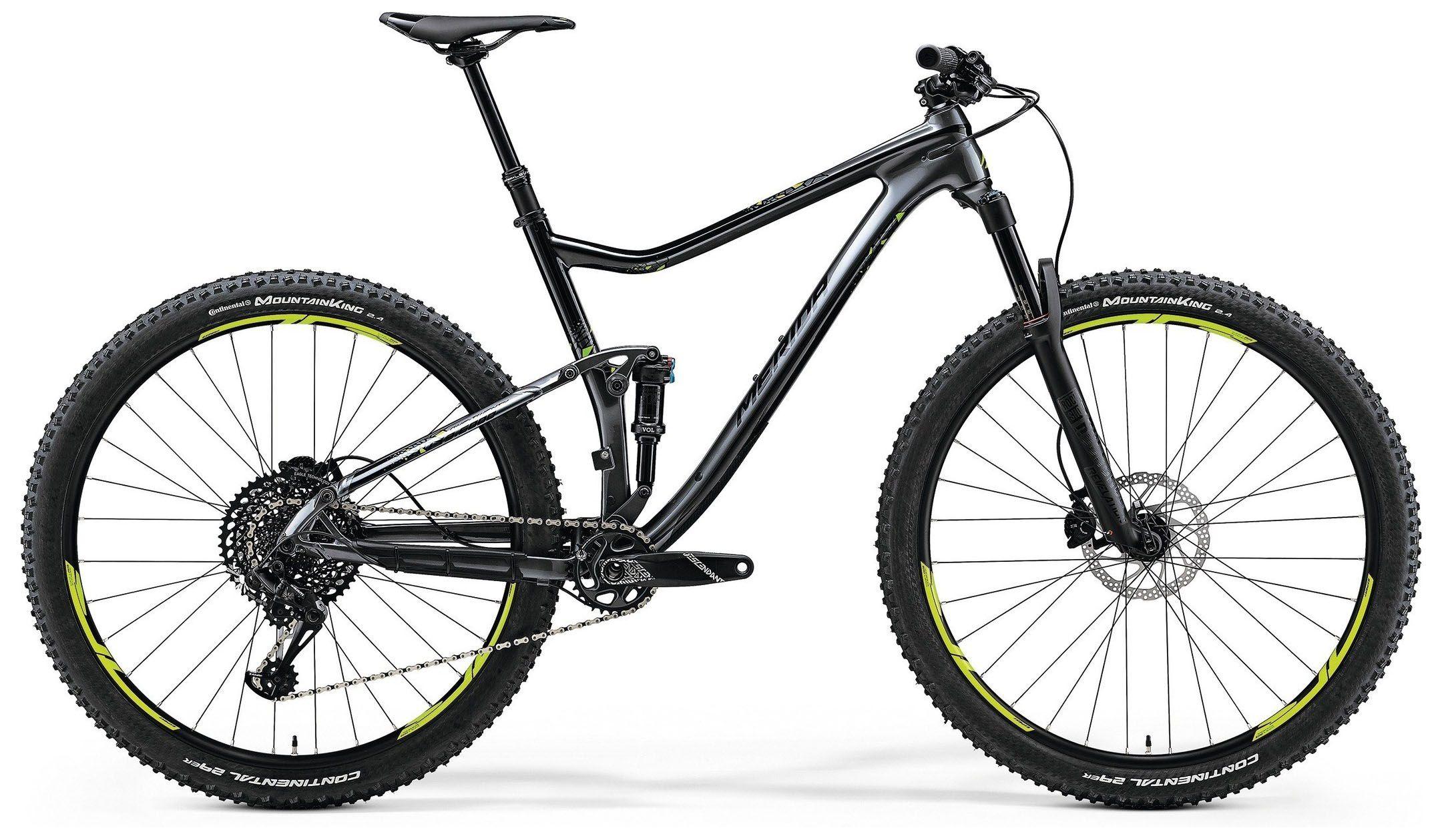 Велосипед Merida One-Twenty 9.6000 2018,  Двухподвесы  - артикул:288006