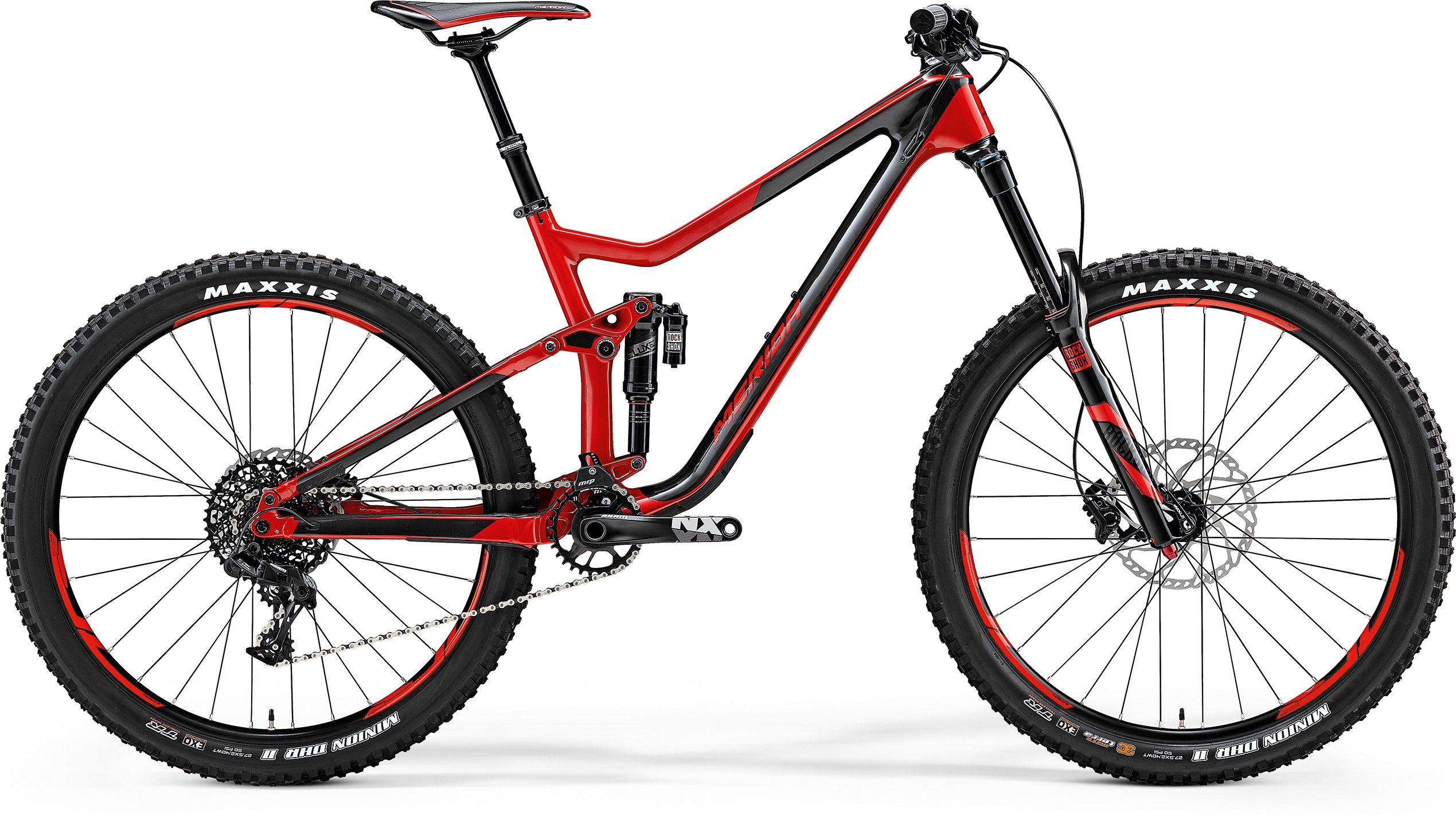 Велосипед Merida One-Sixty 5000 2017,  Двухподвесы  - артикул:268898