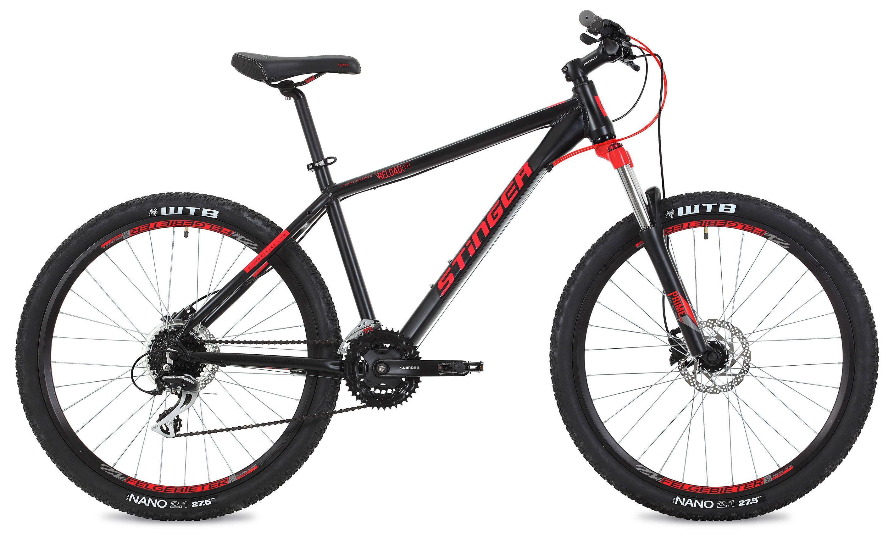 Велосипед Stinger Reload Evo 27,5 2018
