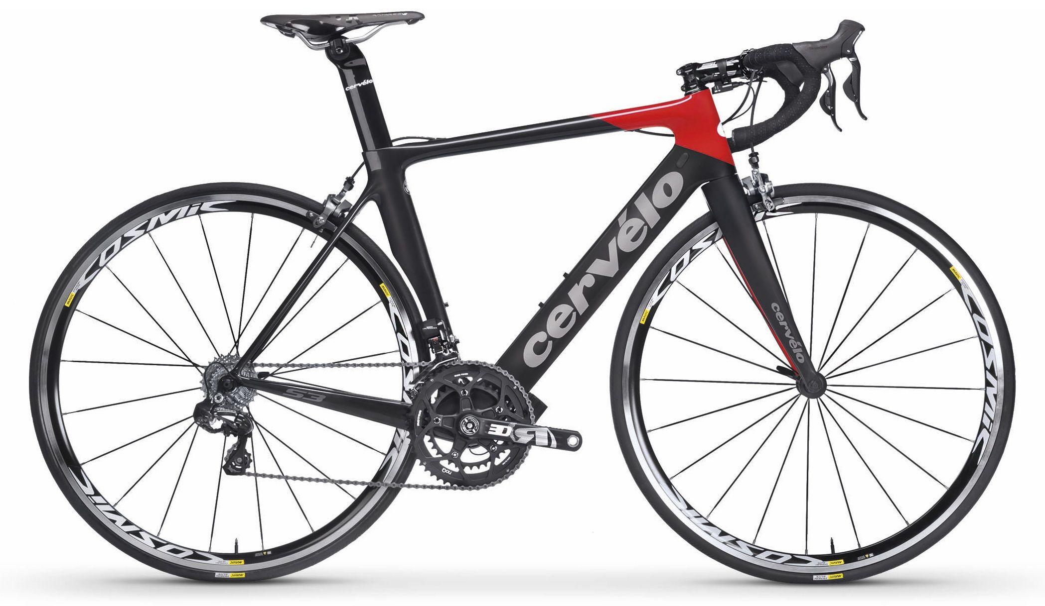 Велосипед Cervelo S3 Ultegra Di2 2017