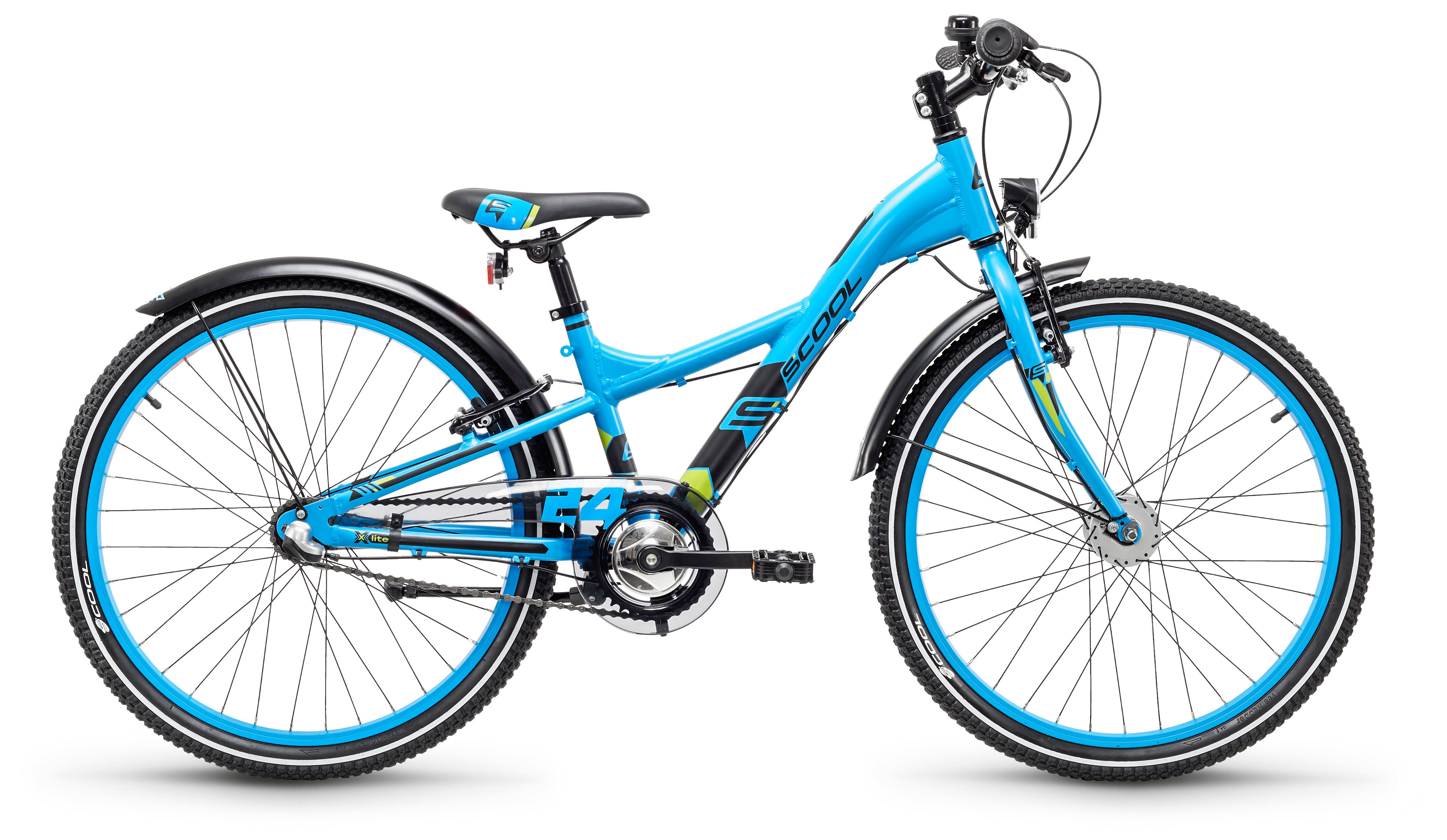 Велосипед Scool XXlite alloy 24 3-S 2018 товар scool flax 8 5