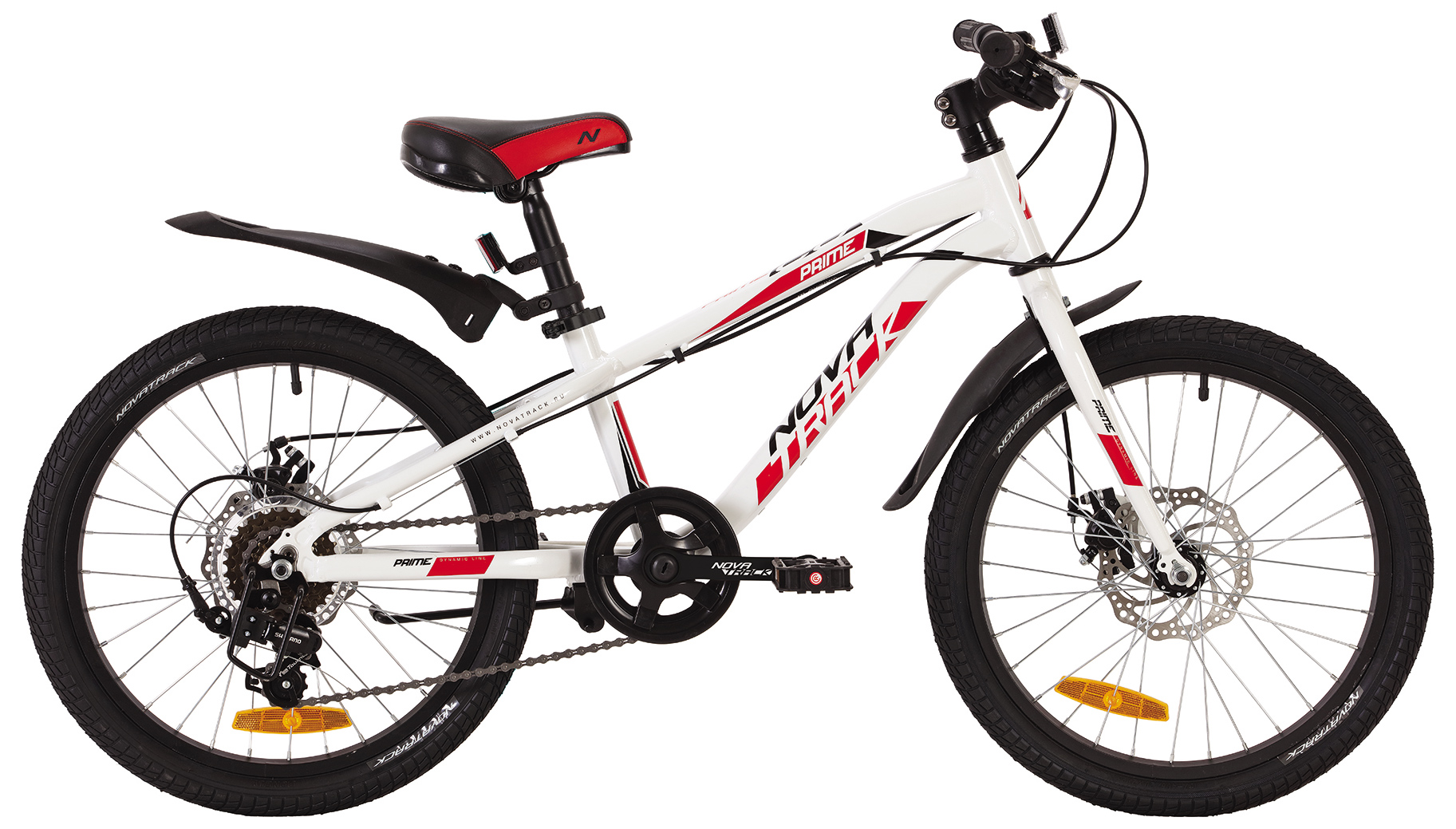 Велосипед Novatrack Prime 20 D 2019