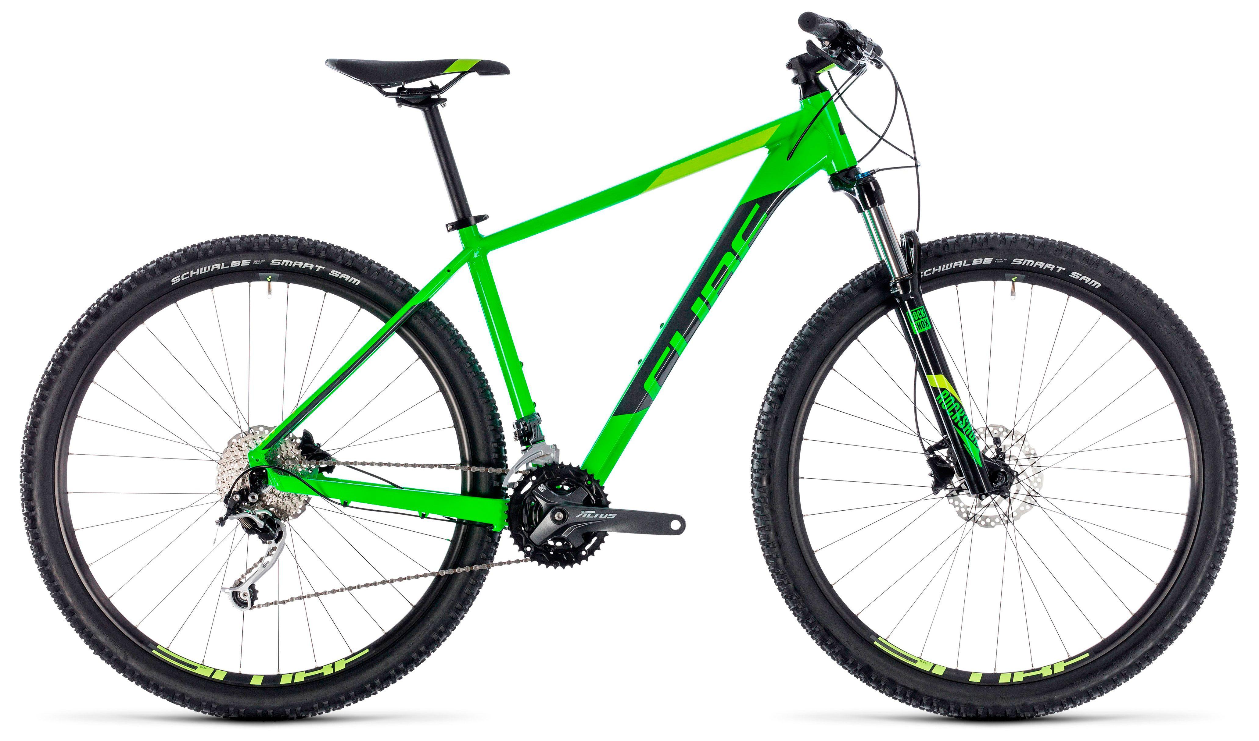 Велосипед Cube Analog 29 2018
