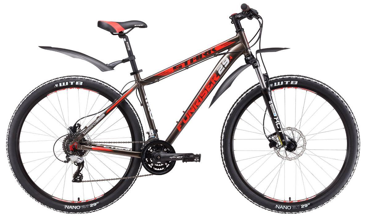 Велосипед Stark Funriser 29.4 HD 2017