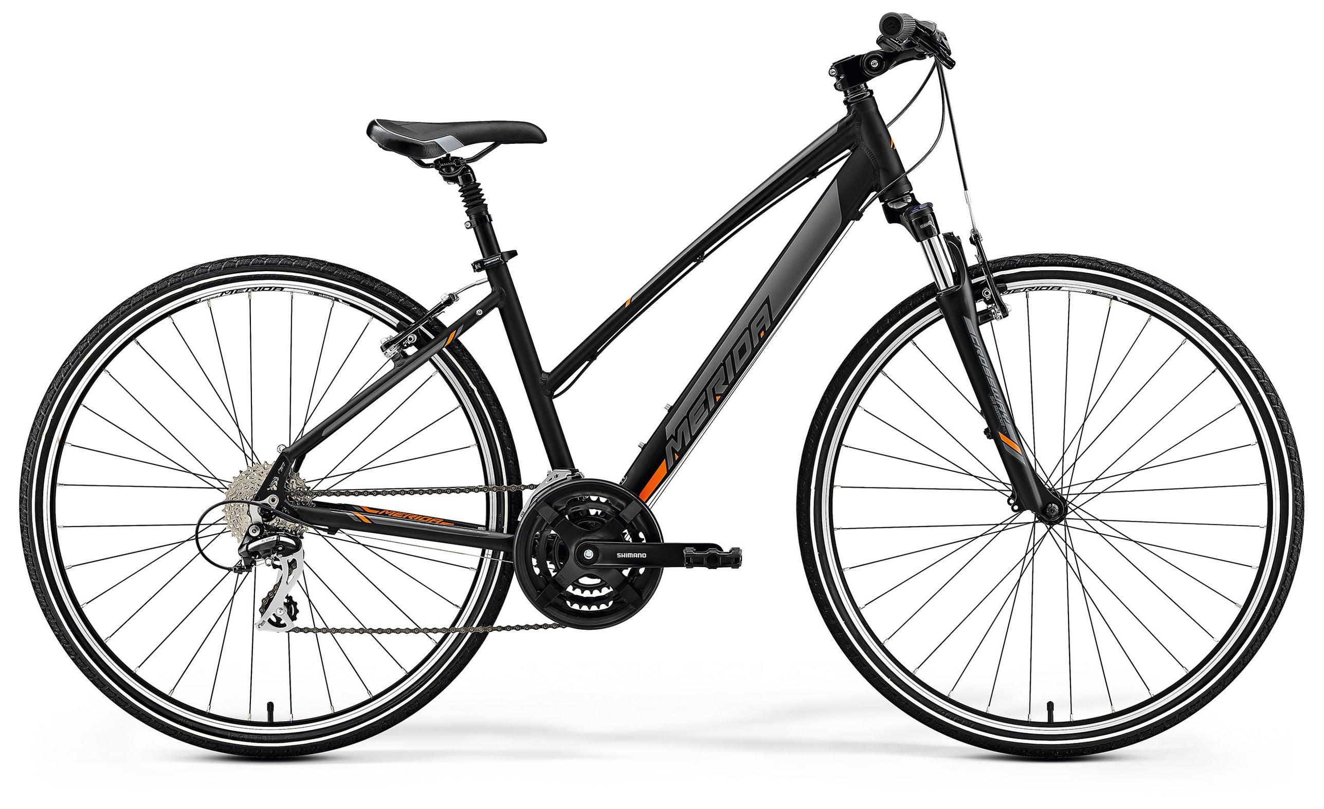 Велосипед Merida Crossway 20-V Lady 2019 цена