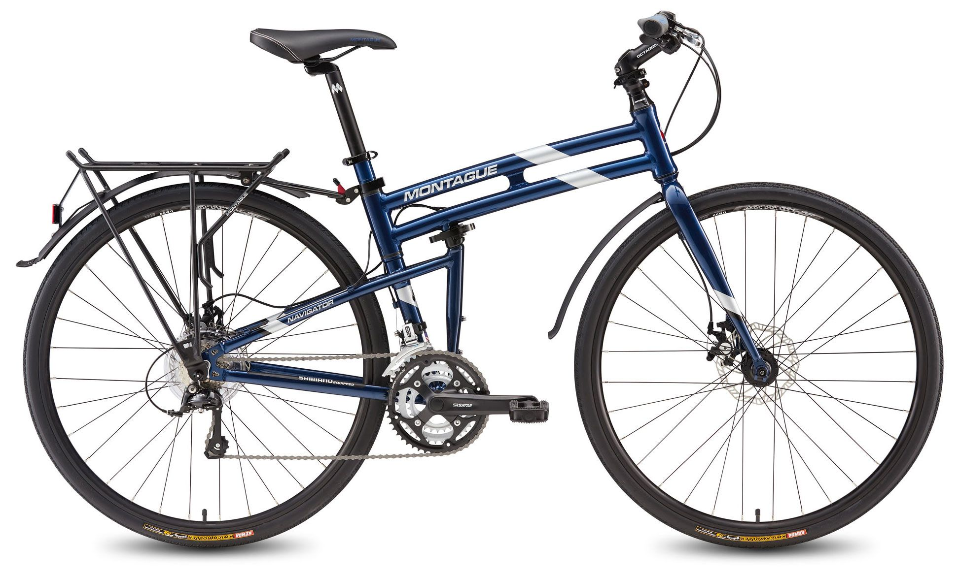 Велосипед Montague Navigator 2017,  Складные  - артикул:284219