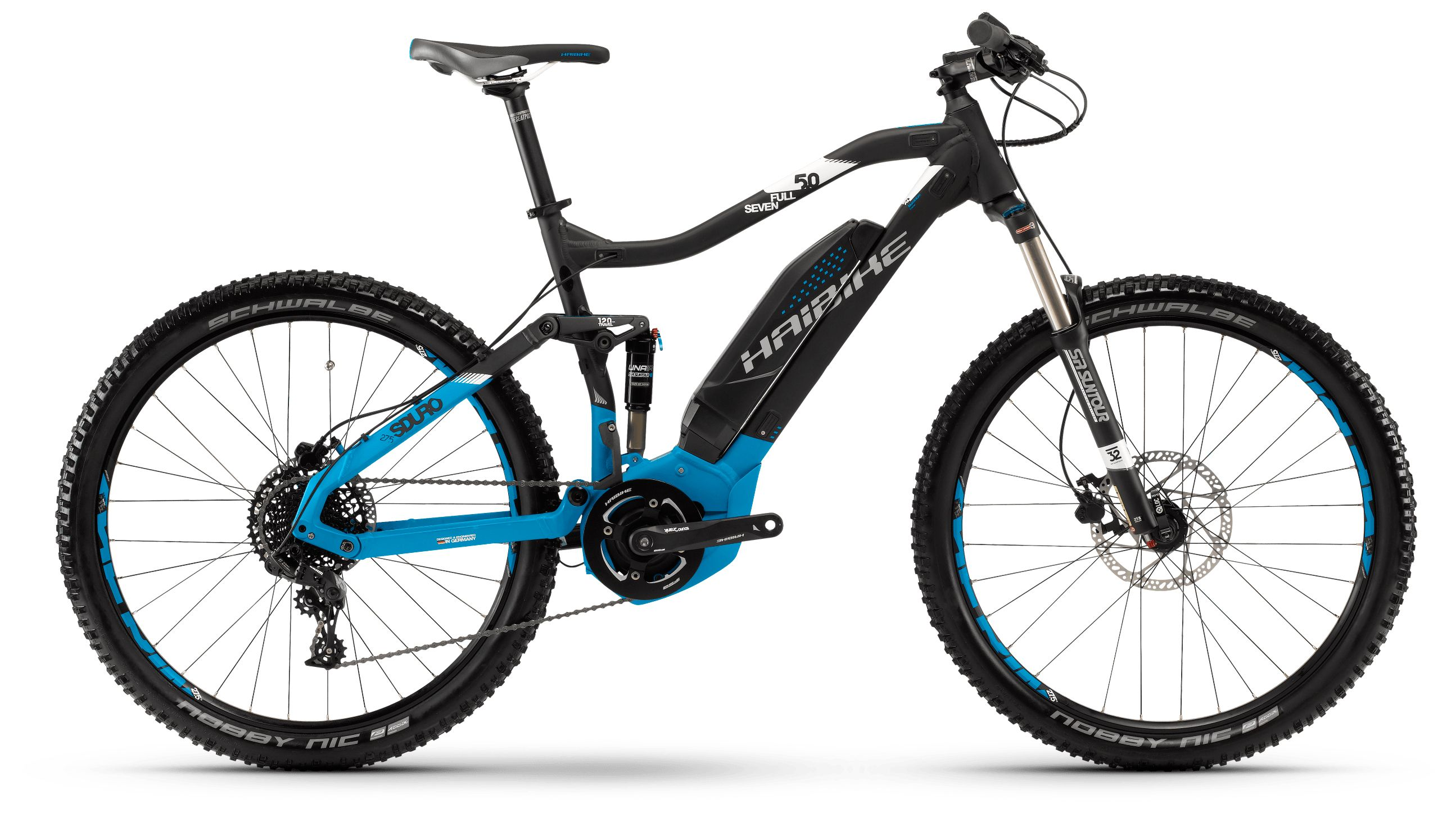 Велосипед Haibike Sduro FullSeven 5.0 400Wh 11s NX 2018 велосипед haibike sduro trekking 4 0 he 400wh 10s deore 2018