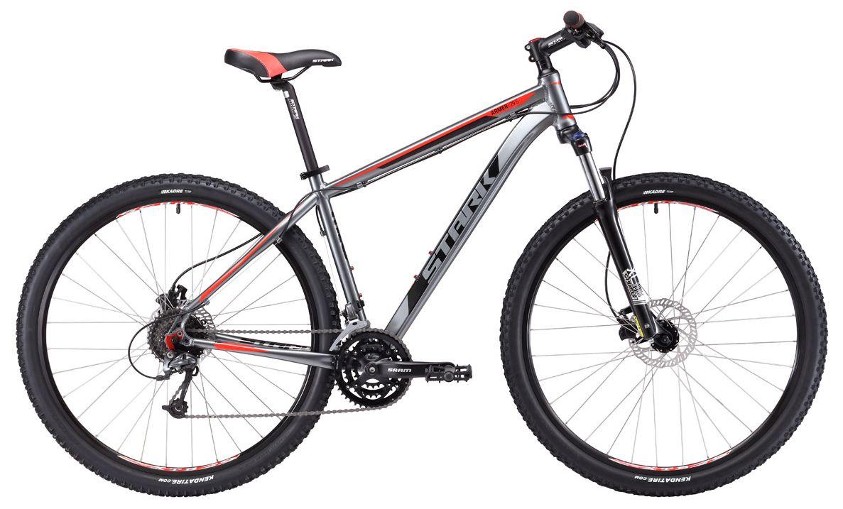 все цены на  Велосипед Stark Armer 29.5 HD 2017  онлайн