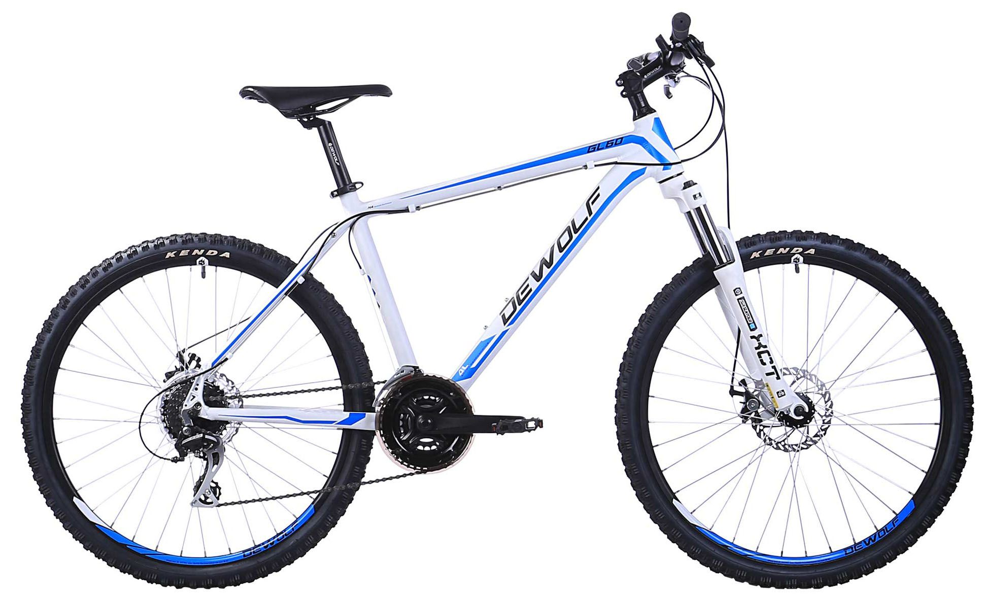 Велосипед Dewolf GL 60 2018 dewolf gl 40 2016