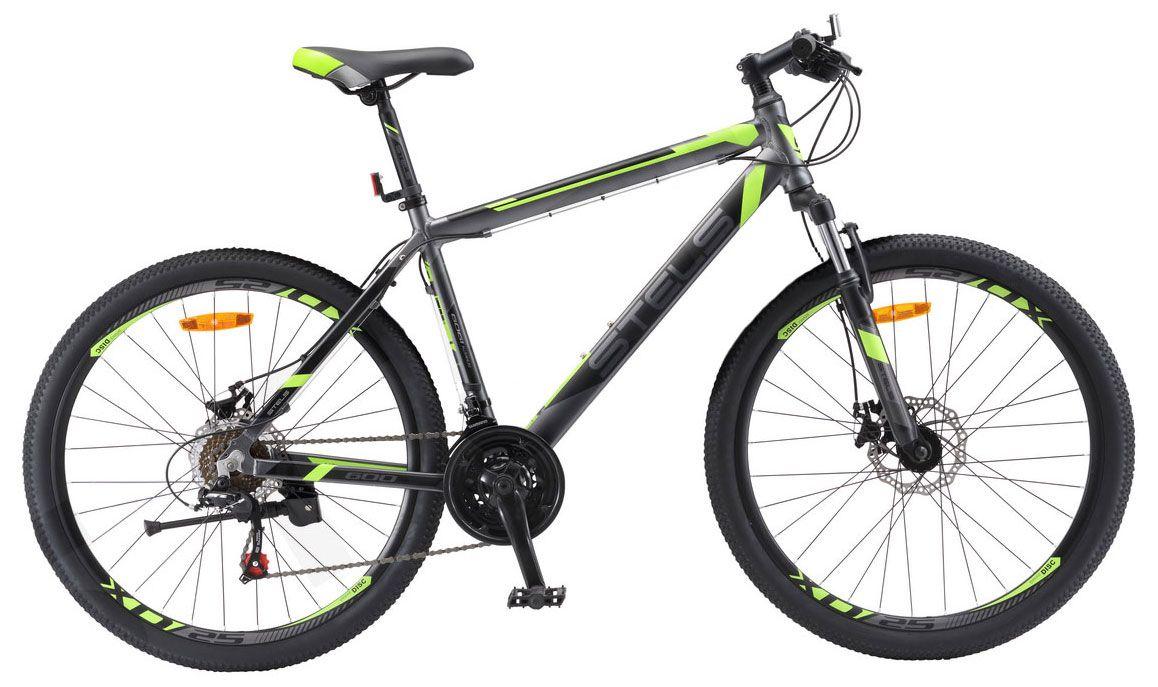 Велосипед Stels Navigator 600 MD 26 (V020) 2018 велосипед stels navigator 380 2016