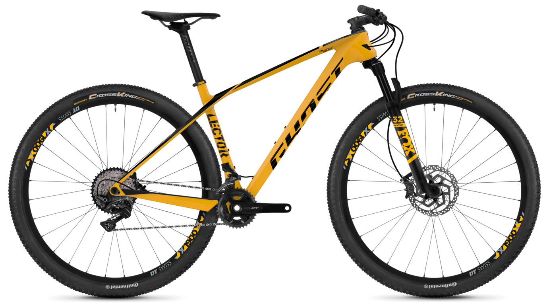 Велосипед Ghost Lector 4.9 LC 2019 цена