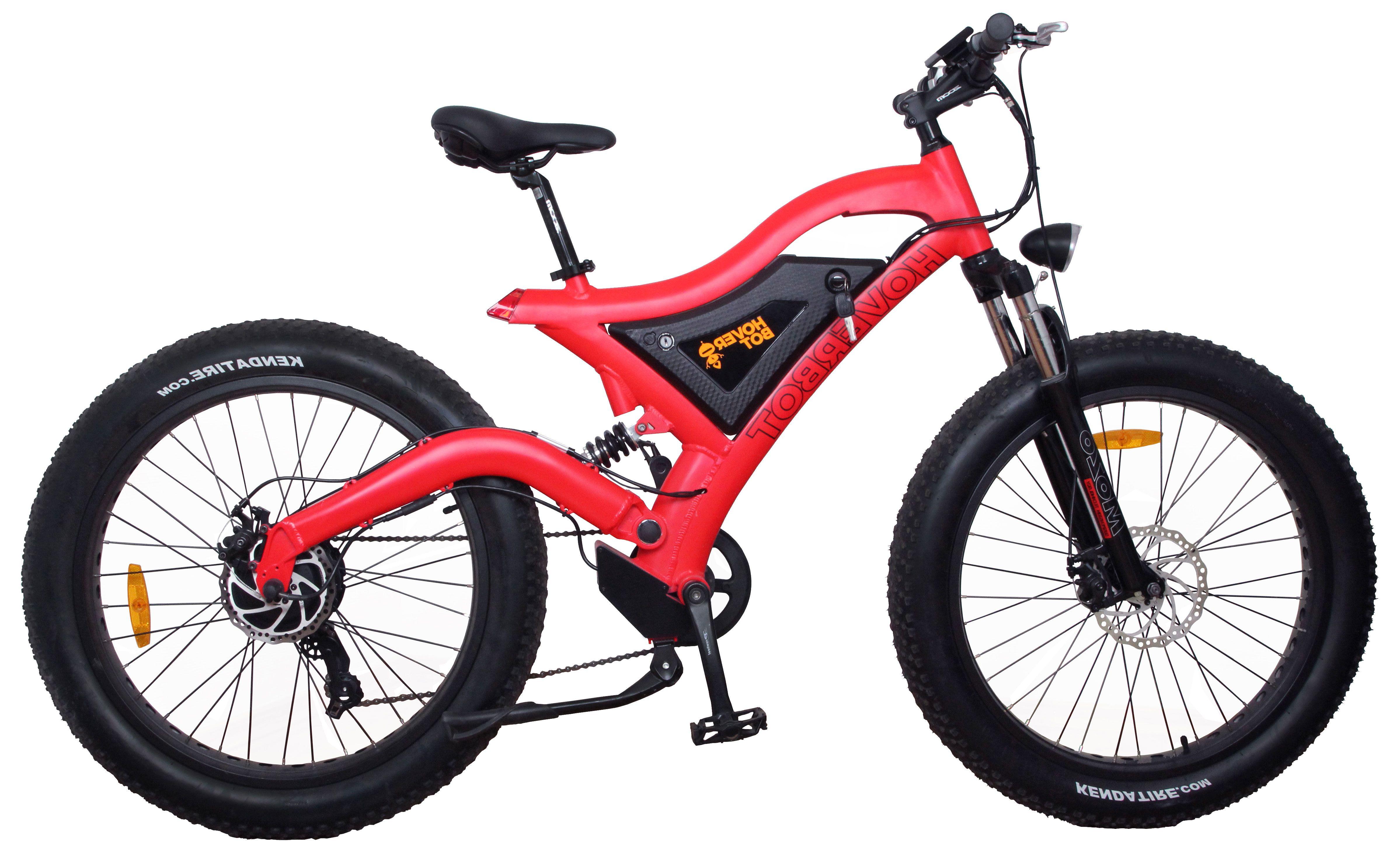 Велосипед Hoverbot FB-1 2018 стоимость
