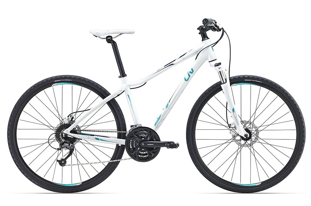 Велосипед Giant Rove 2 Disc DD 2016