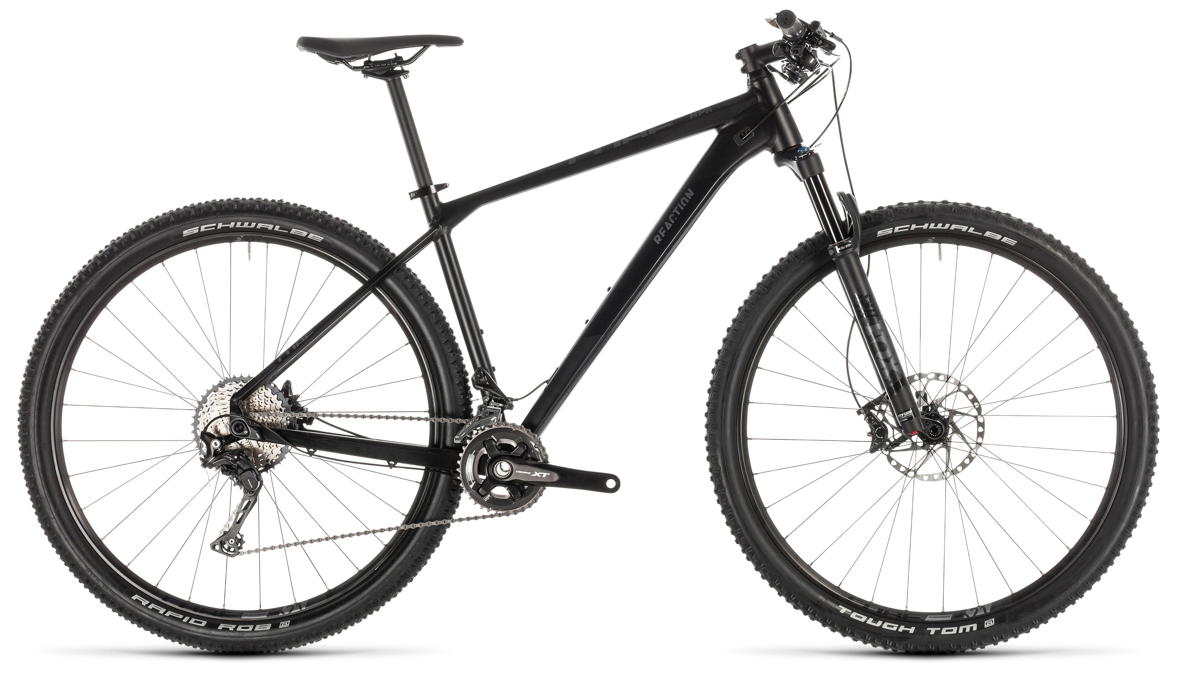 Велосипед Cube Reaction SL 29 2019 велосипед cube fritzz 180 hpa sl 27 5 2016