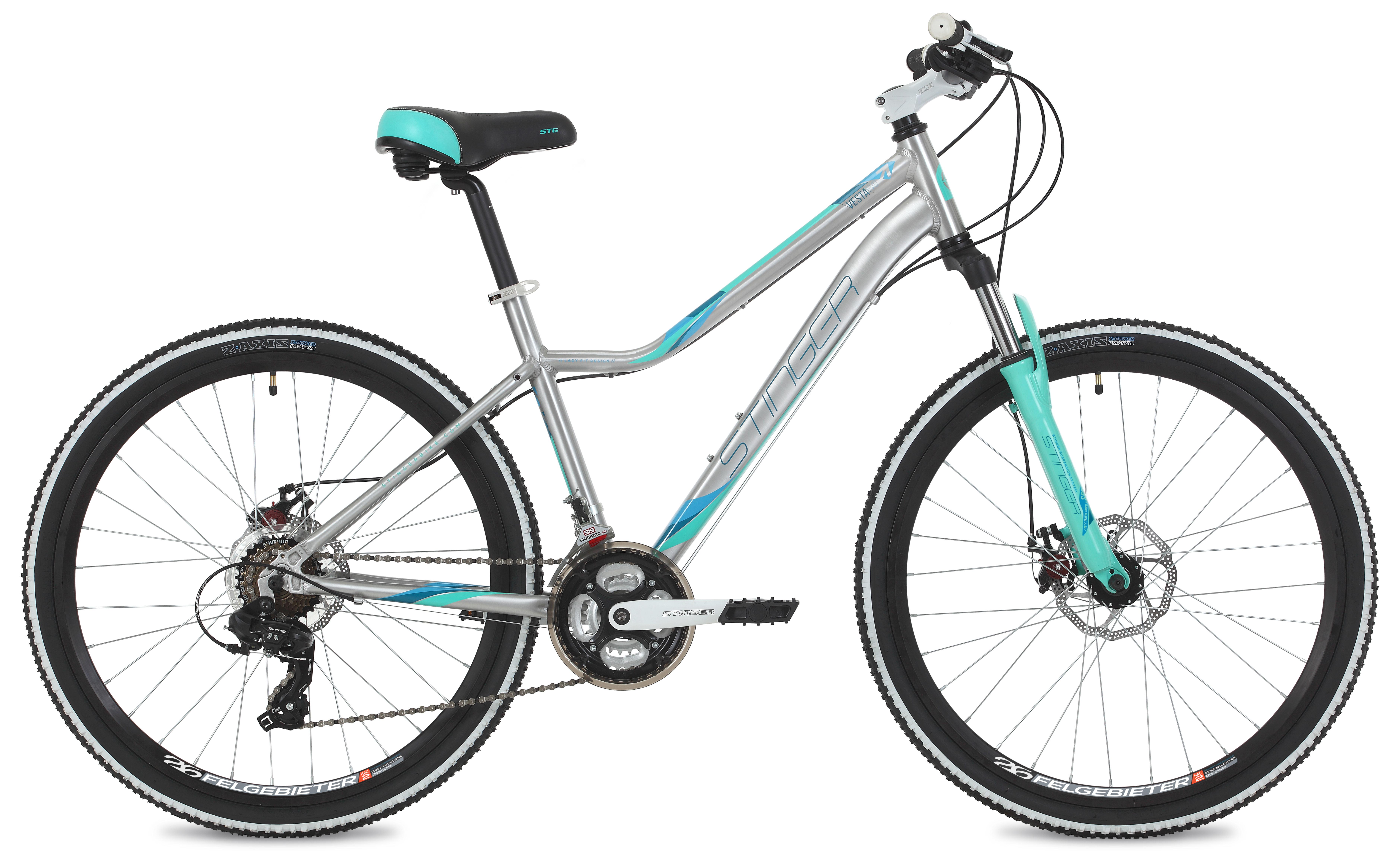 купить Велосипед Stinger Vesta Evo 26 2019 недорого