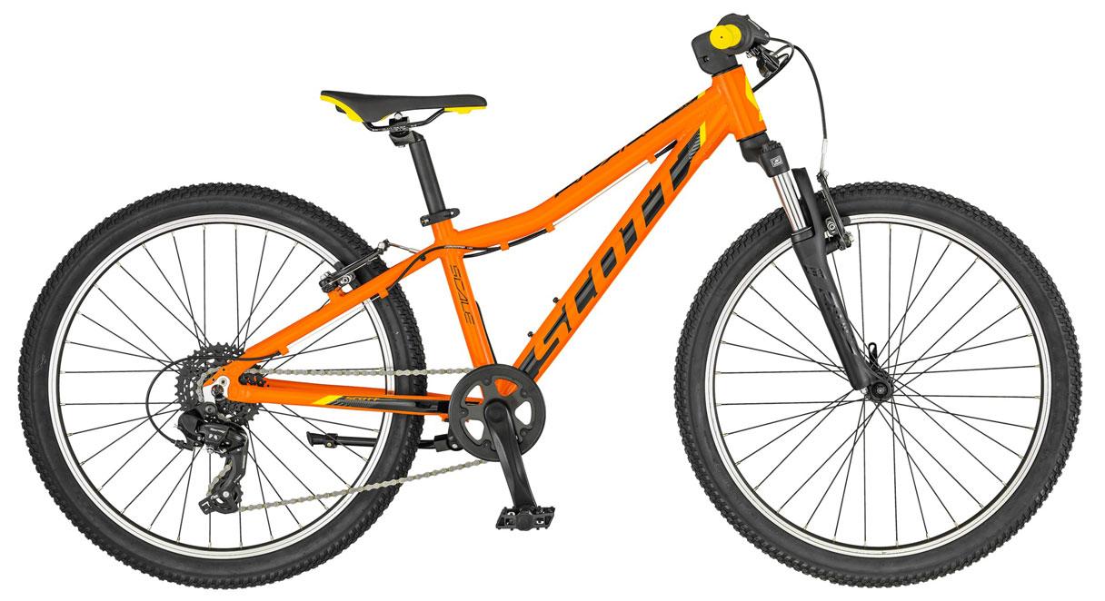 Велосипед Scott Scale 24 2019 велосипед scott scale 930 2018