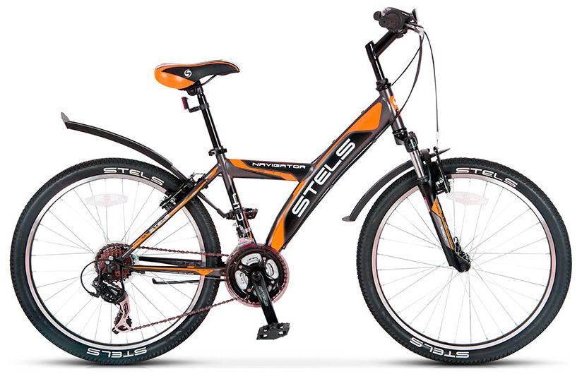 Велосипед Stels Navigator 410 V 2017 велосипед stels navigator 410 v 2016