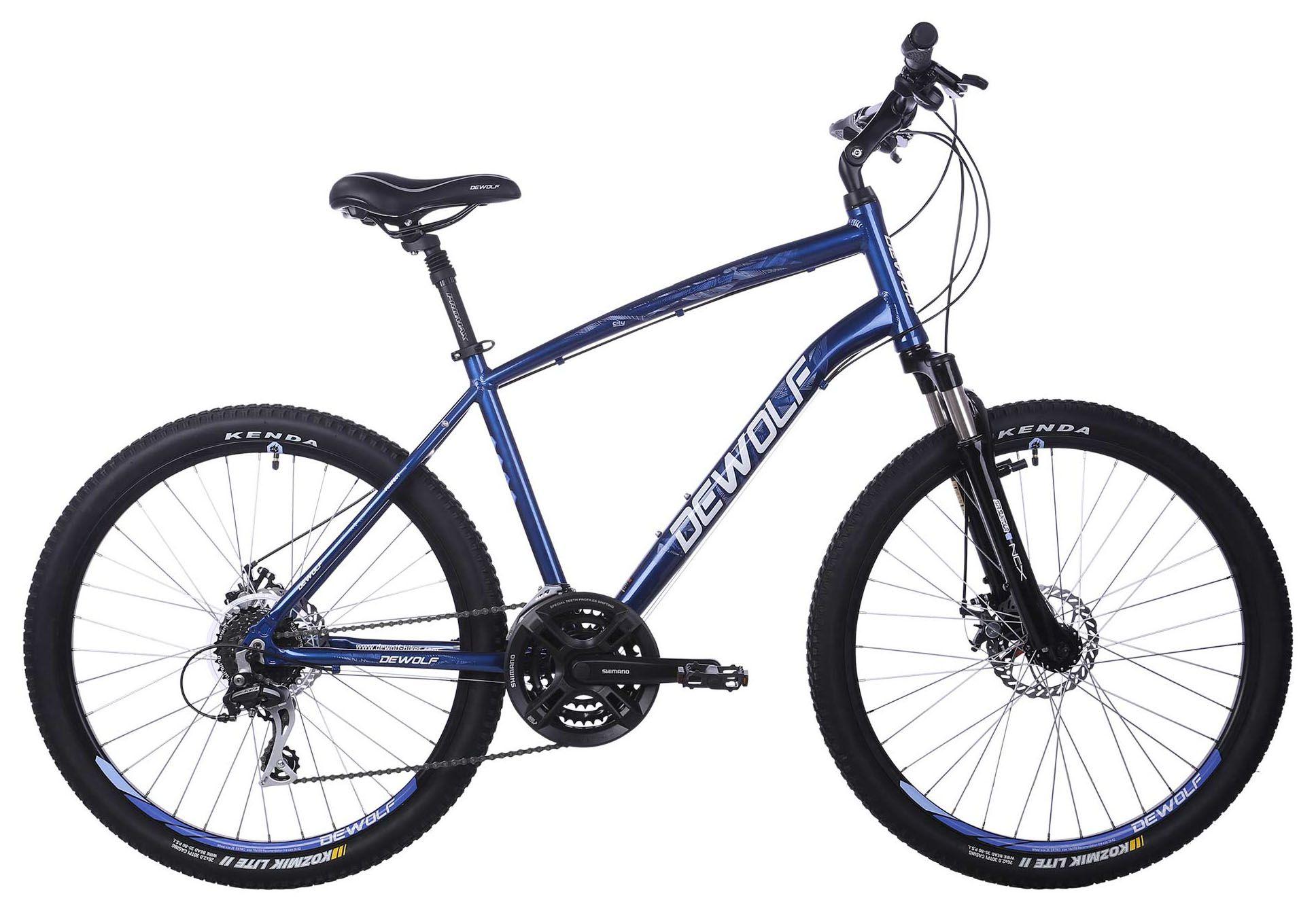 купить Велосипед Dewolf Perfect 2018 по цене 29900 рублей