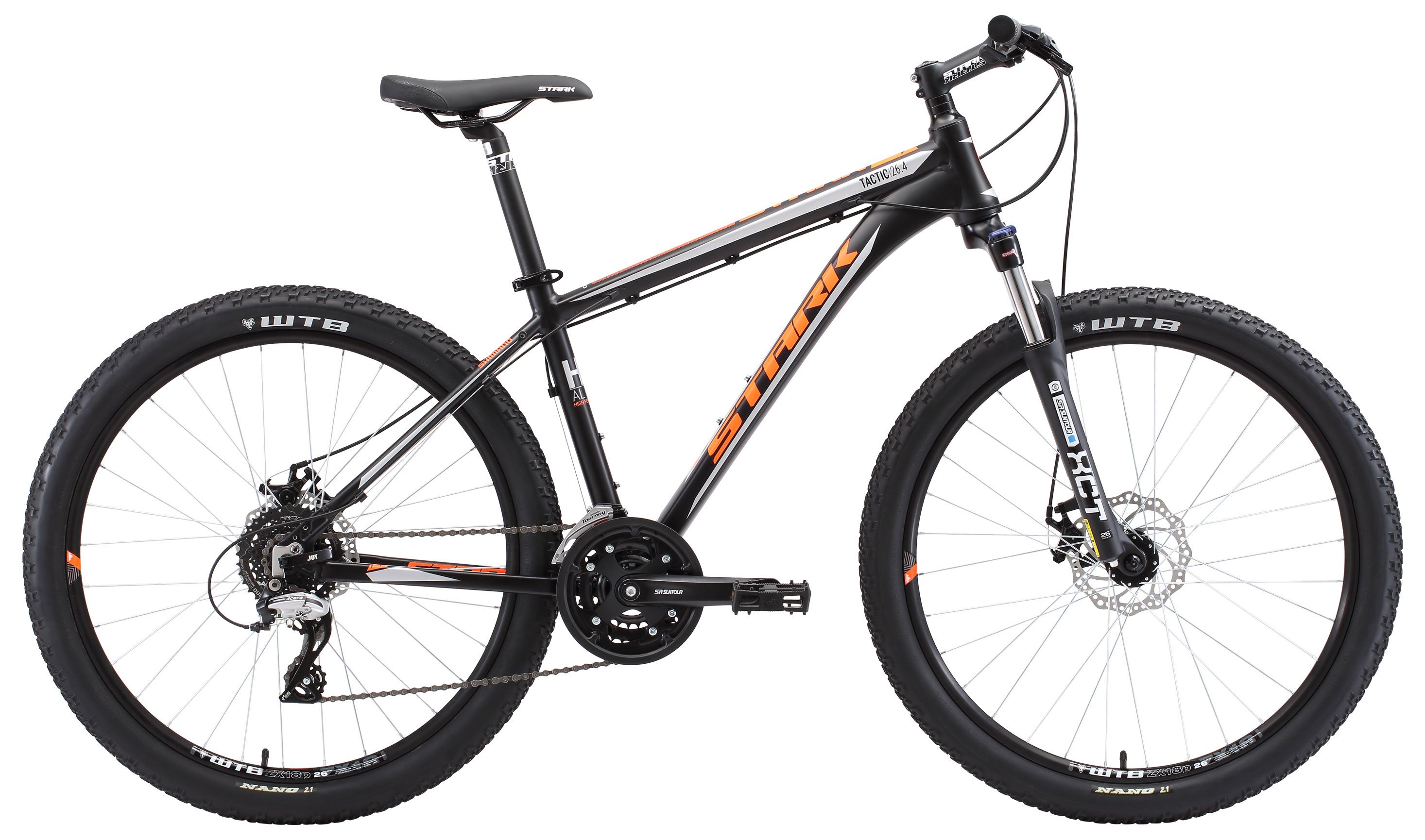 Велосипед Stark Tactic 26.4 D 2018 майка борцовка print bar house stark