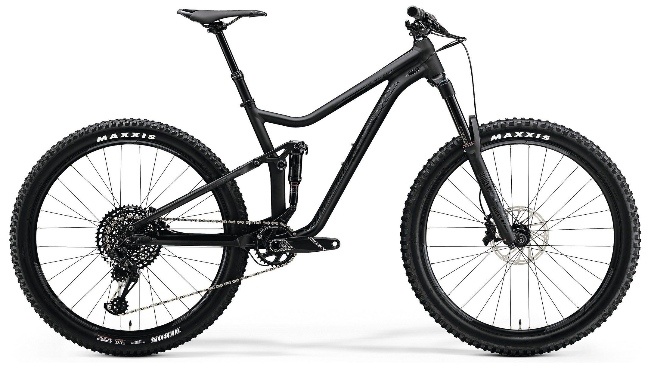 Велосипед Merida One-Forty 800 2018,  Двухподвесы  - артикул:287974