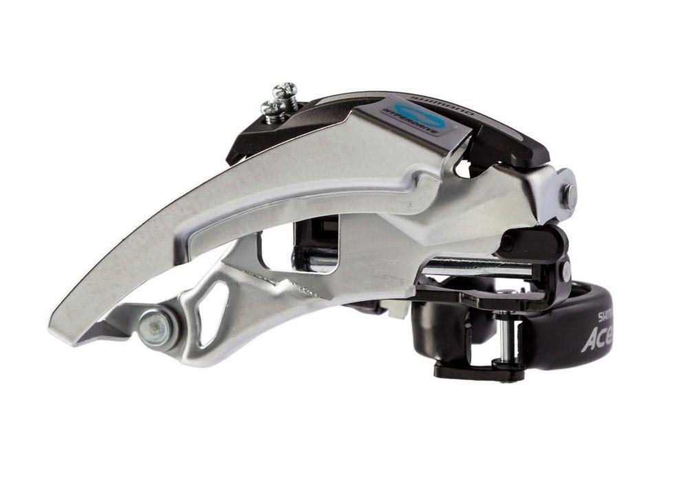 Переключатель передний Acera, M360, уг.:63-66 от Велосайт