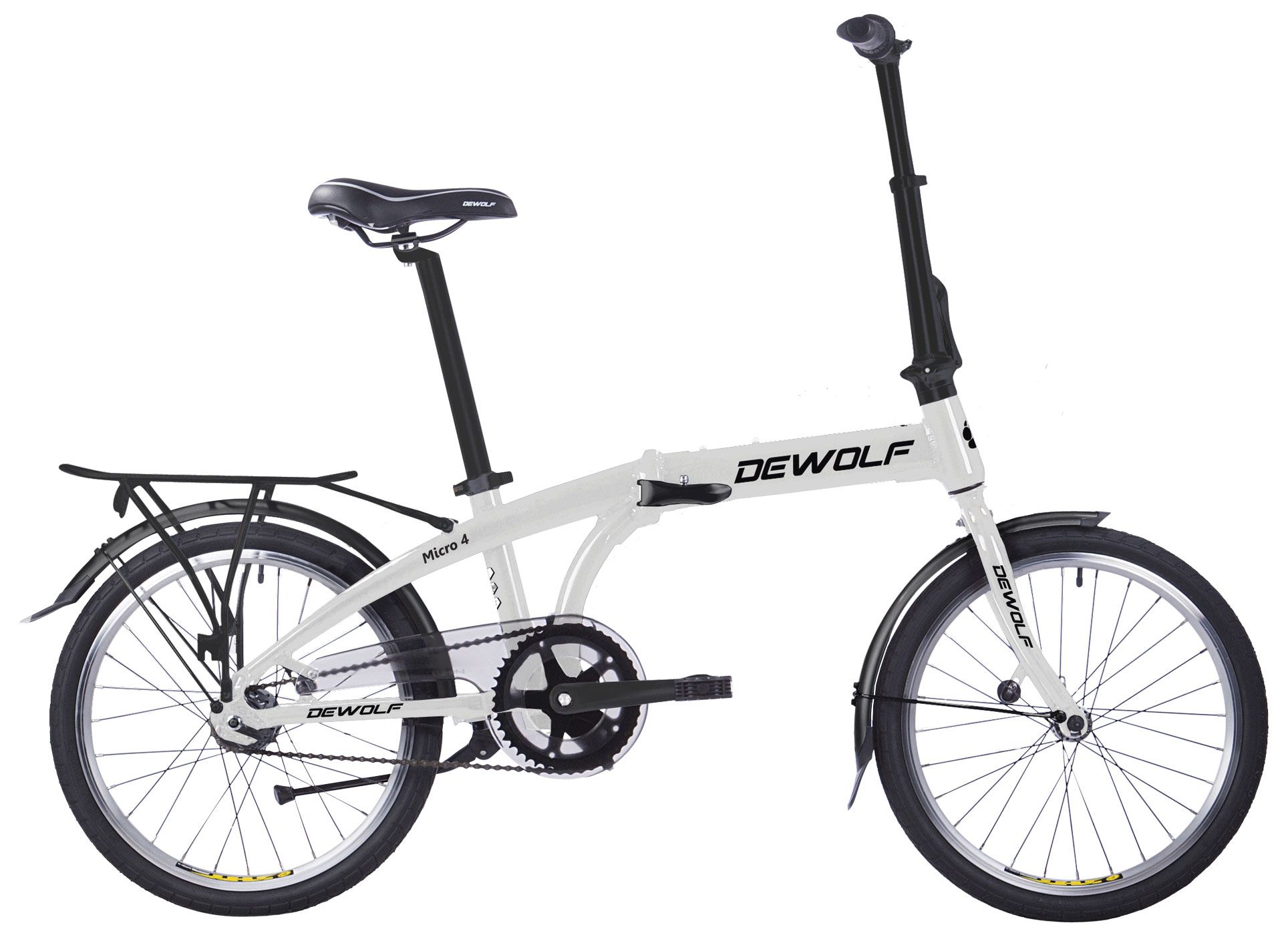 Велосипед Dewolf Micro 4 2017,  Складные  - артикул:282784