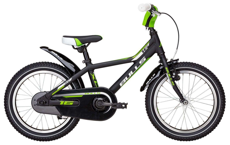 Велосипед Bulls Tokee Lite 16 2017 макс гласкин наука о велосипеде как взаимодействуют человек и велосипед