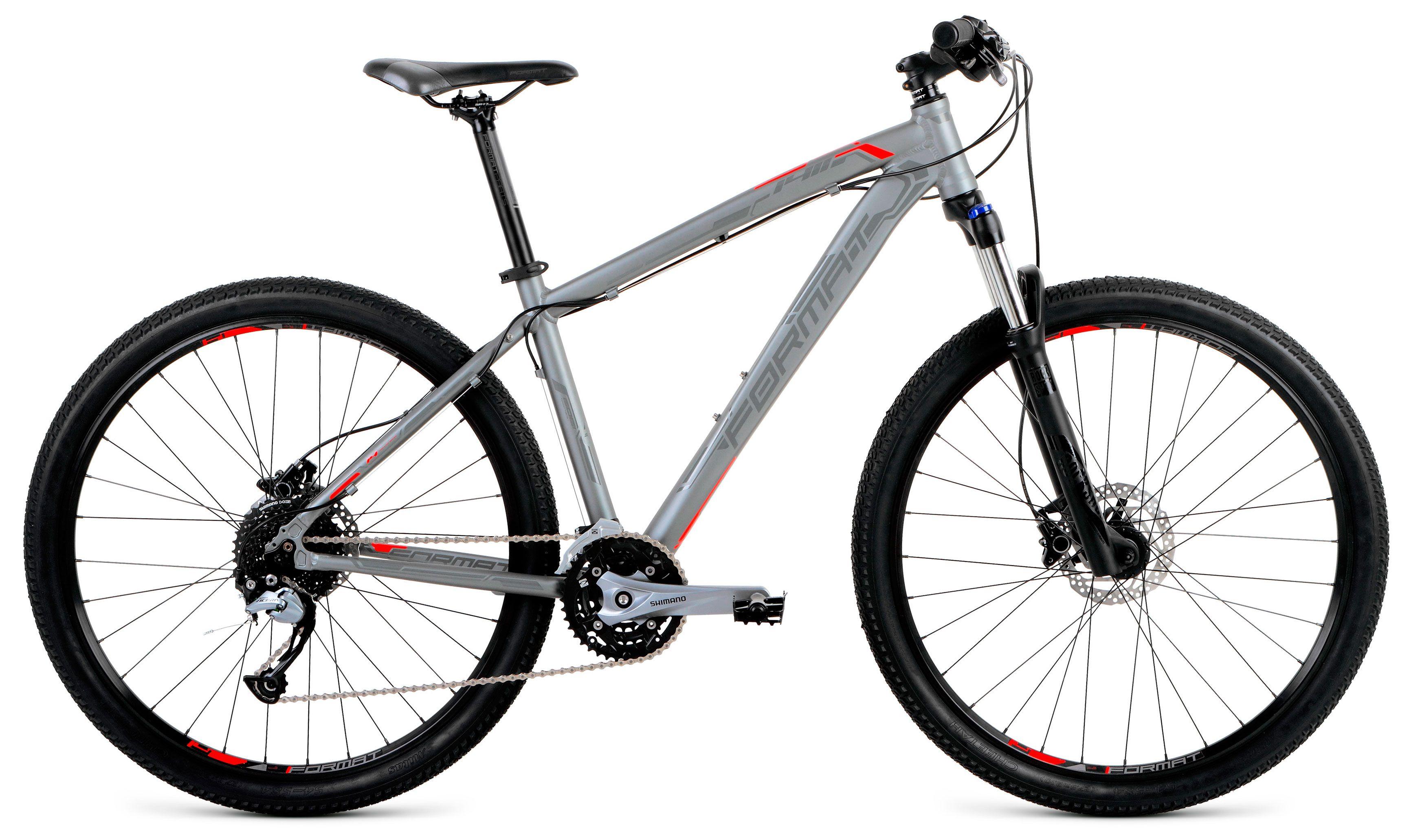 Велосипед Format 1411 27.5 2018 велосипед format 1411 26 2016