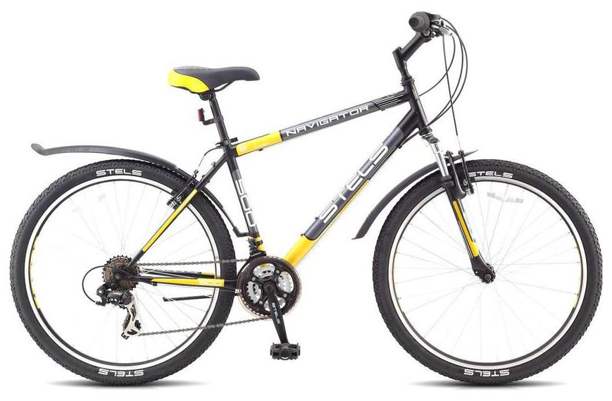 Велосипед Stels Navigator 600 MD 26 (V030) 2018