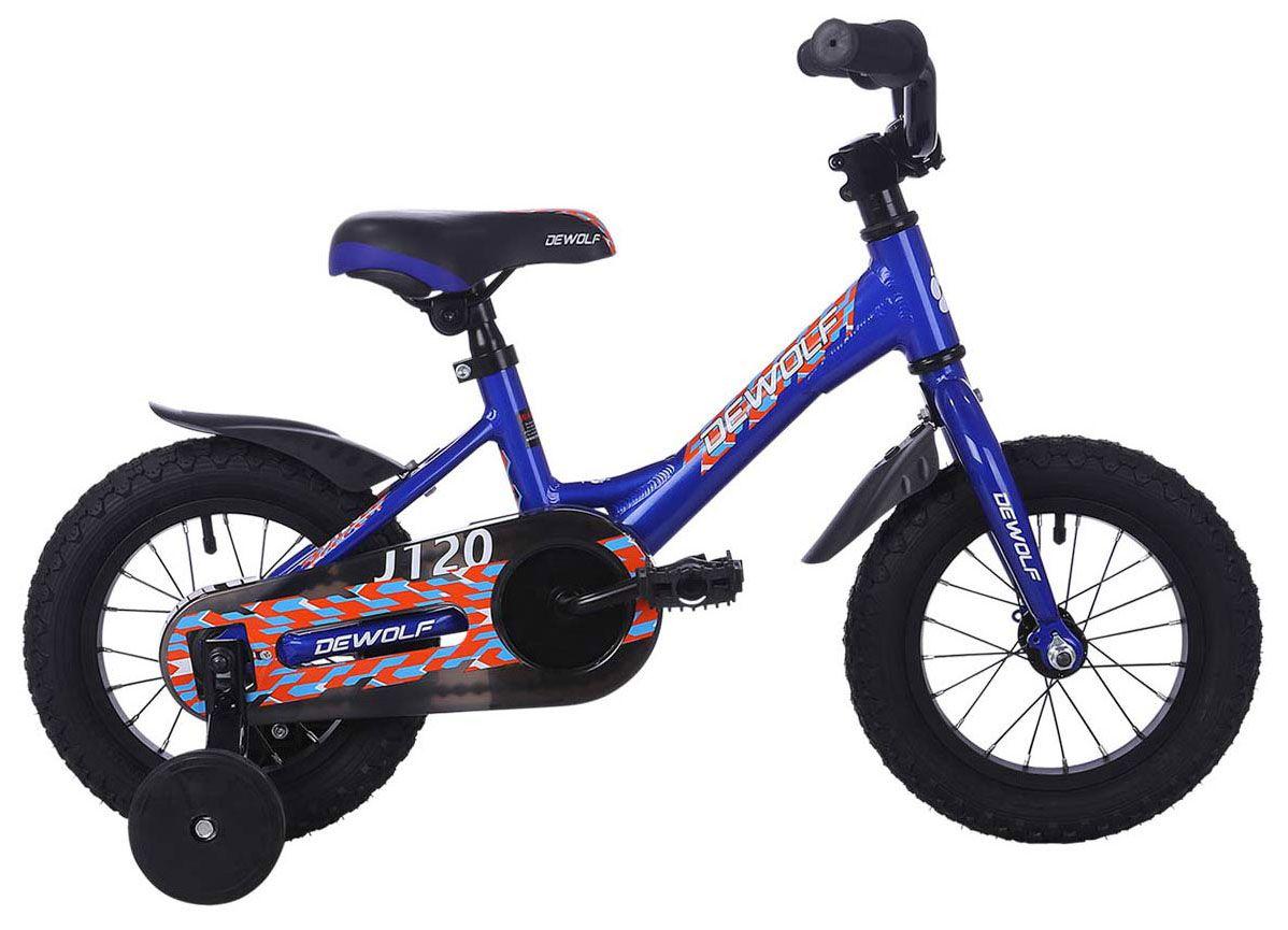 Велосипед Dewolf
