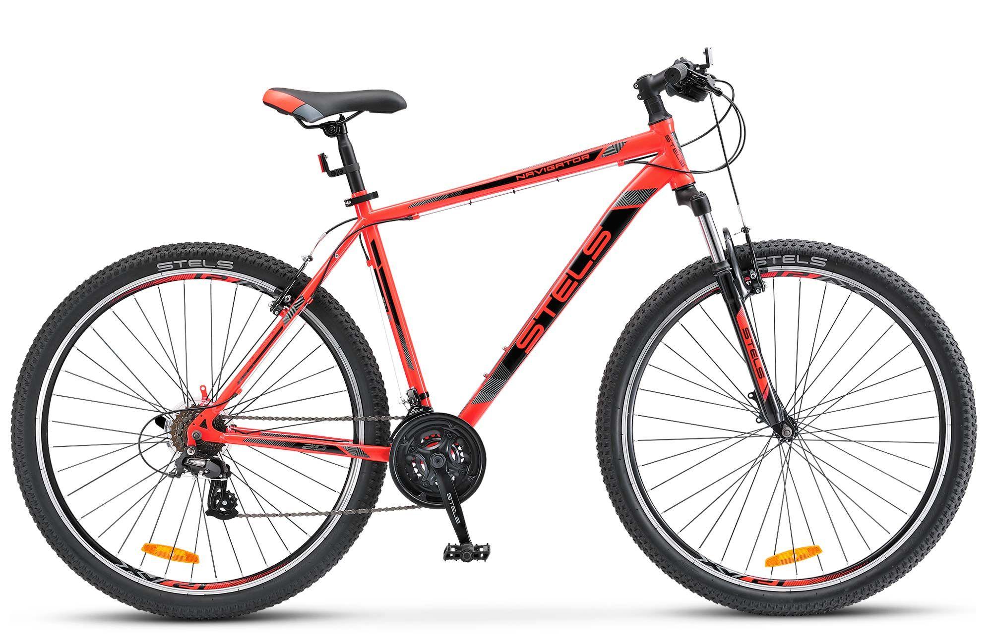 Велосипед Stels Navigator 500 V 29 2017 велосипед stels navigator 310 2016
