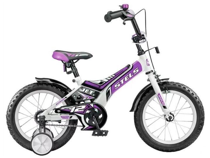 Велосипед Stels Jet 12 (V021) 2018,  Детские  - артикул:293381